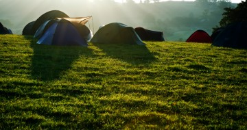 Wicksteed Camping   Single With Kids