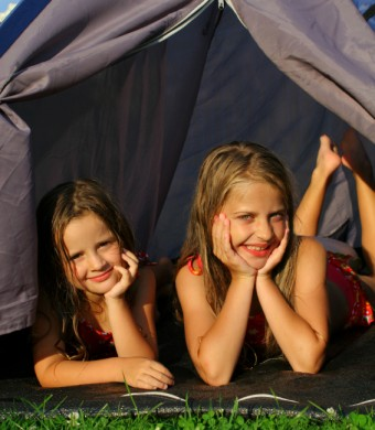 Go Camping   Single With Kids