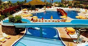 Single Parent Holiday in Tenerife