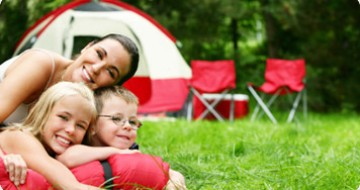 Child friendly holidays for single parents | Camping With Kids