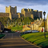 Single parent holidays in Northumberland