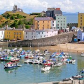 Single parent holidays in Wales