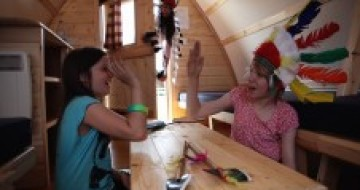 Single parent wigwam holidays | wigwam breaks UK