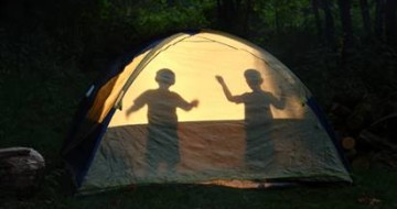 Kids camping holidays to Severn Valley | uk camping | single parent holidays