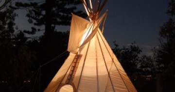 UK Tipi Holidays | Kids summer breaks