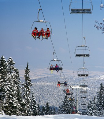 Borovets Skiing | Single With Kids