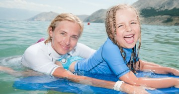 Summer holidays in Greece for single parent families