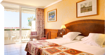 Hotel Room in Tenerife | Family Holidays overseas