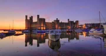 Caernarfon Castle | Single With Kids' Holidays