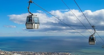 Cable Car in Benalmadena | Cheap Holidays in Spain