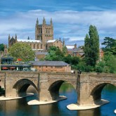 Hereford   Holidays for Single Parents