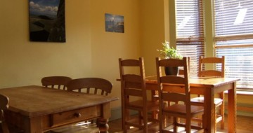 Dining Room | Family Breaks in Wales