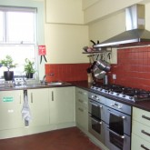 Self Catering Kitchen | Family Trips to Wales