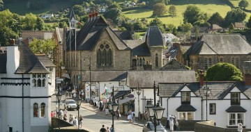 Llangollen Village | Single With Kids Holidays UK