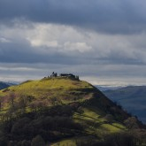 Castell Dinas Bran | Adventure trips for Small Families