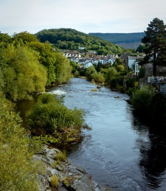 River Dee | Single Parent Family Holiday in Wales