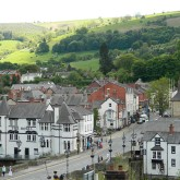 Llangollen Town | Weekends away for Single Parents