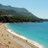 Becici Beach | Kids Holidays