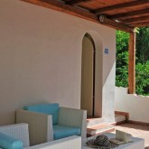Terrace | Sardinia hotel for Single With Kids