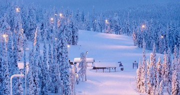 Ruka Ski slopes | Finnish Lapland