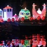 Matlock illuminations | Half Term weekend for single parents on holiday