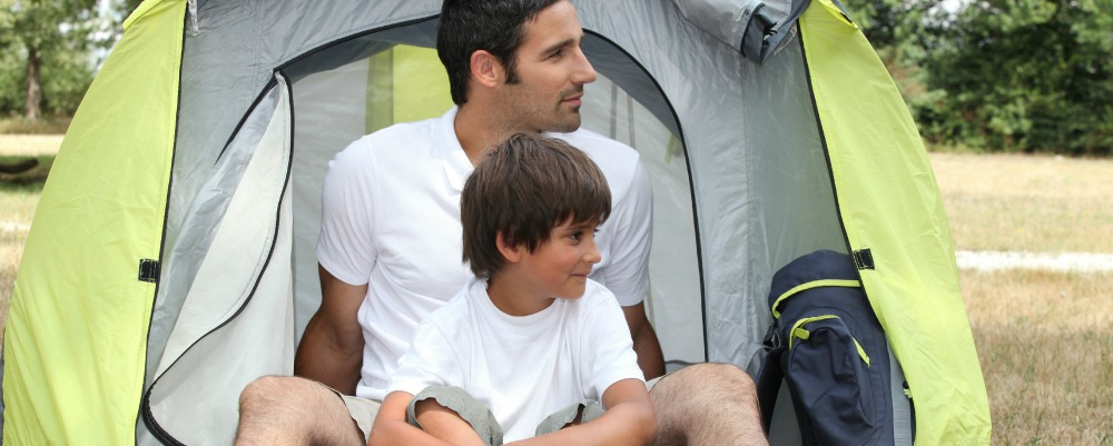 Go Camping With Kids
