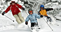 Ski Holidays for single parents in Bulgaria | Single With Kids