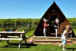 glamping uk kids | glamping in the uk with kids | wigwam holidays