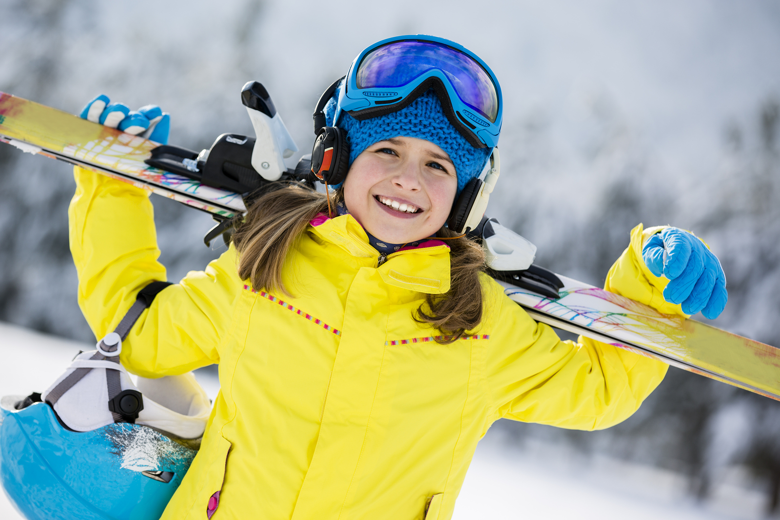 Skiing in Borovets | Single With Kids