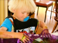 Crafts at Half-Term - Ideas for Single Parents 1