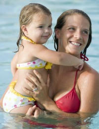 Free Swimming for Single Parents - Half-Term 1
