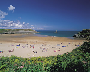 Pembrokeshire holidays for single parents