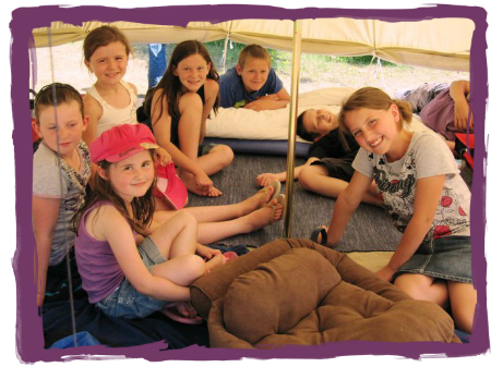Camping alone with children   Single With Kids
