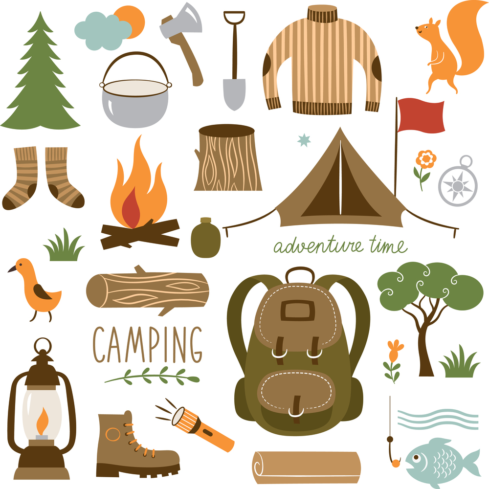 UK Camping Checklist | What to Take Camping with Kids