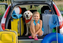 Camping for beginners | UK camping holidays for single parents