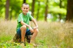 Outdoor breaks for kids