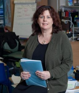 Head Teacher Rosalind Brotherton