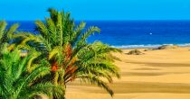 Maspalomas Dunes | single parents on holiday winter sun